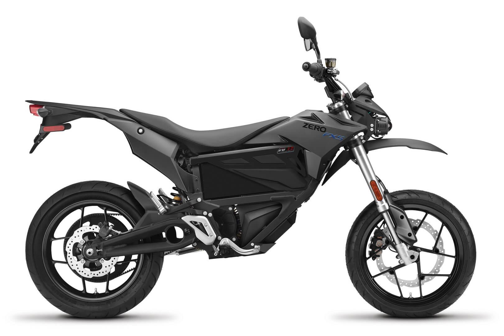 Электромотоцикл Zero FXS