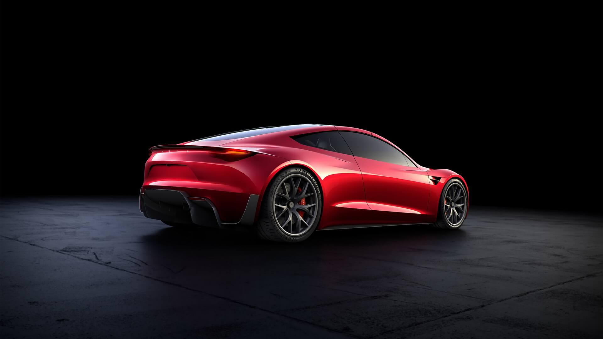 Tesla Roadster второй генерации