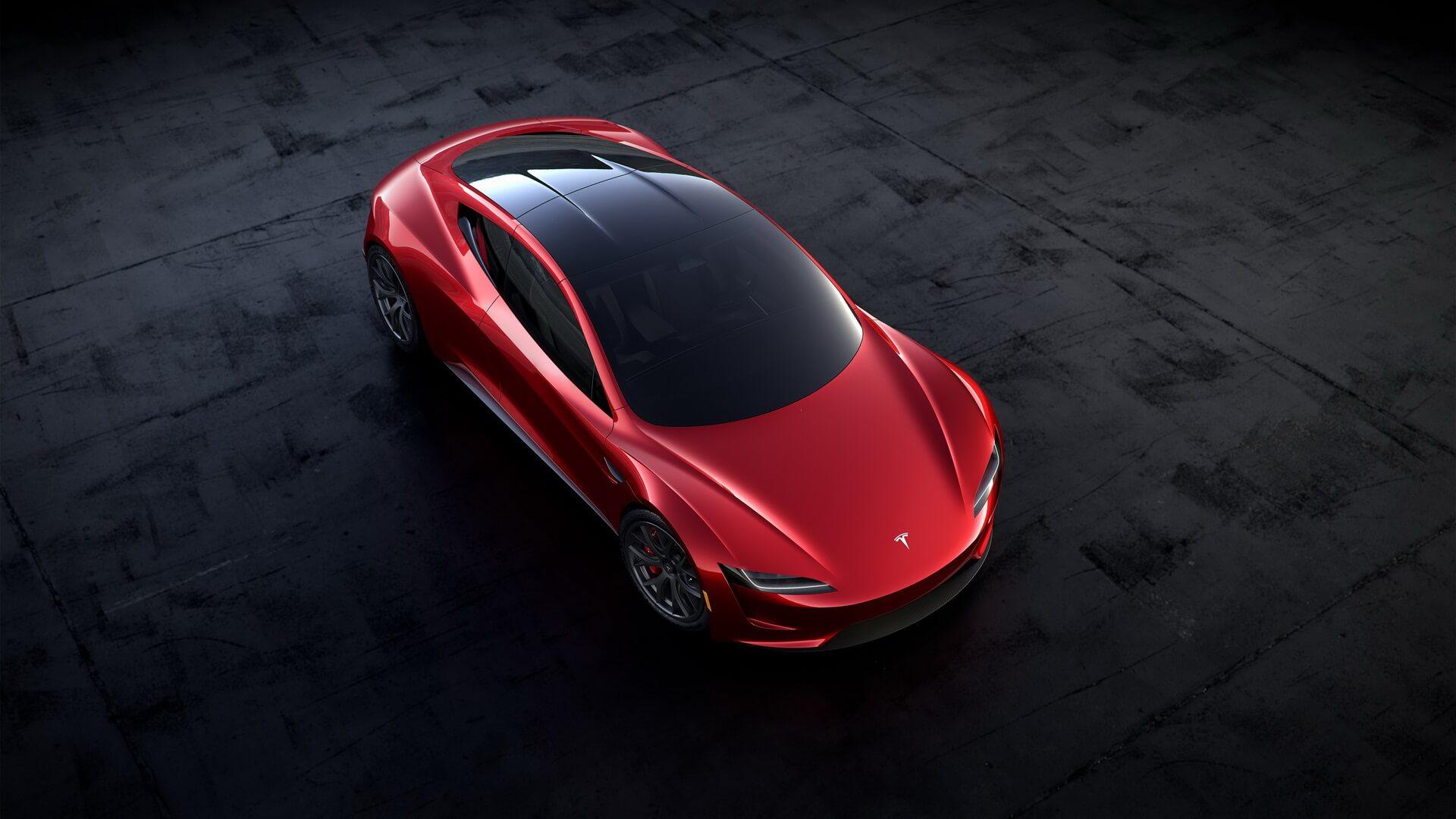 Фотография экоавто Tesla Roadster 2 (2020) - фото 4