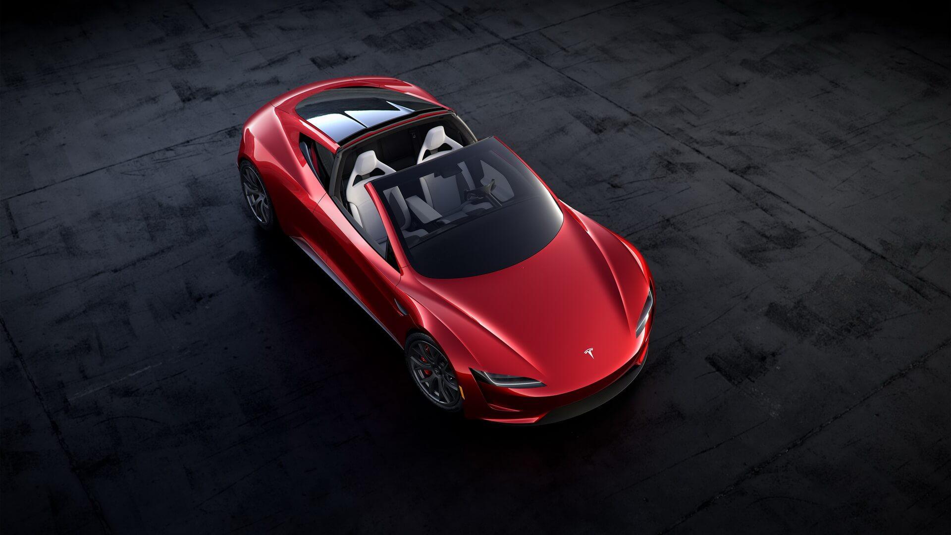 Фотография экоавто Tesla Roadster 2 (2020) - фото 5