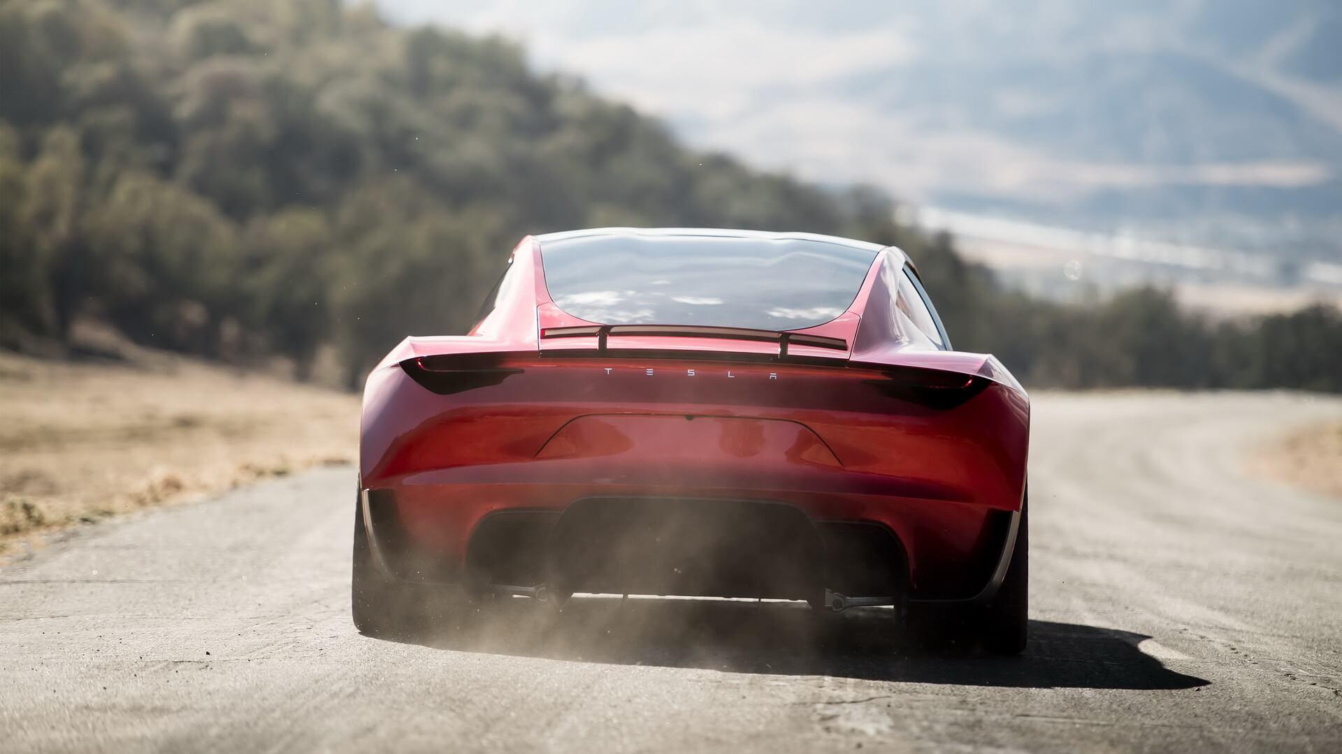 Электрический спорткар Tesla Roadster второго поколения — фото 4