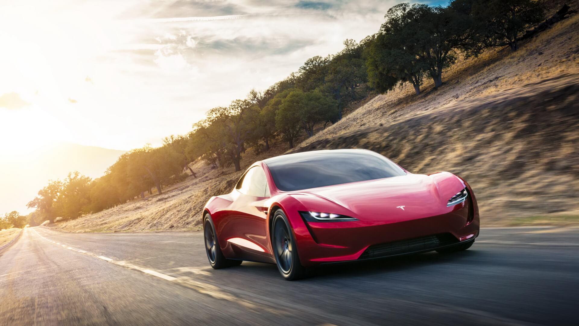 Фотография экоавто Tesla Roadster 2 (2020) - фото 7