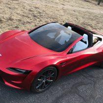 Фотография экоавто Tesla Roadster 2 (2020) - фото 8
