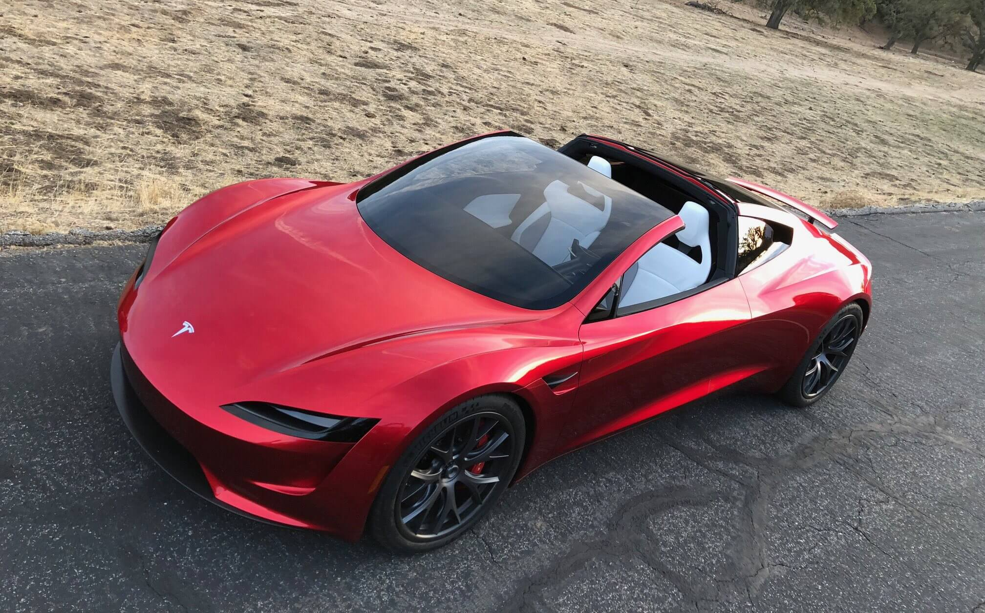Tesla Roadster второго поколения