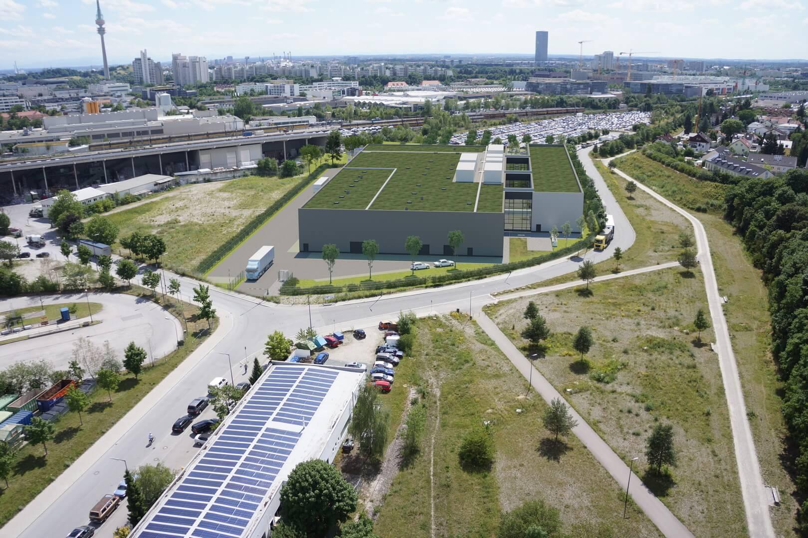 Центр развития технологий аккумуляторных батарей BMW Group