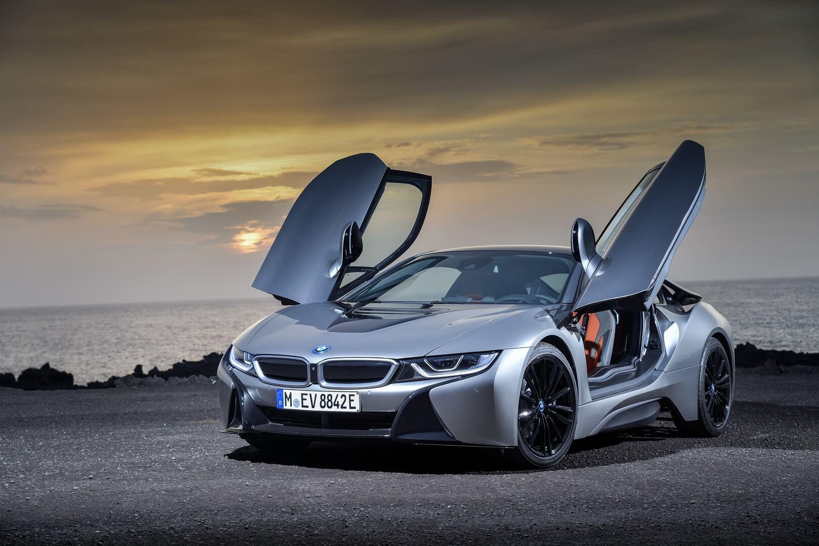 BMW i8Coupe