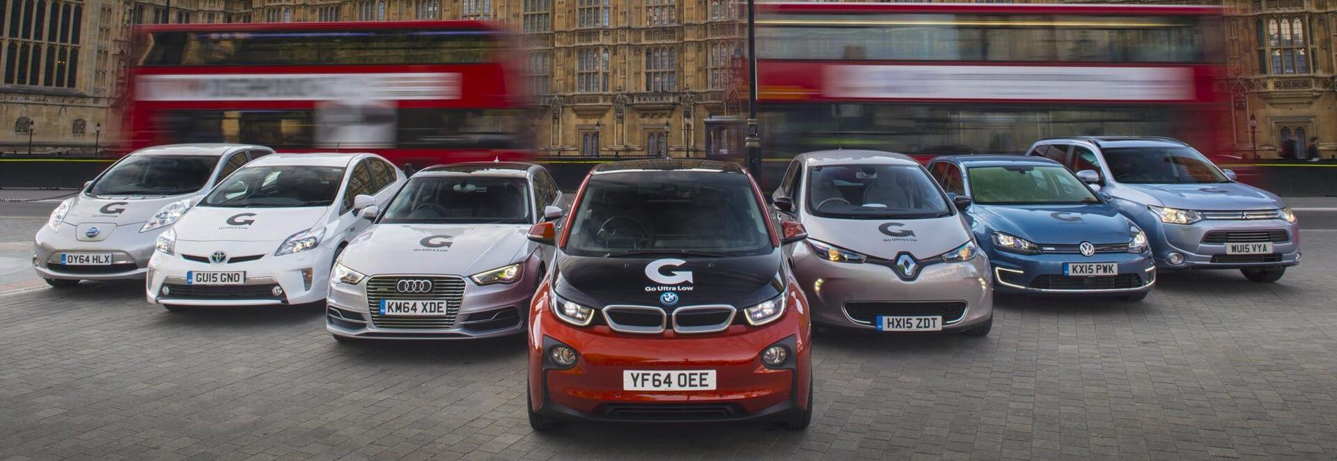 Электрические и гибридные автомобили