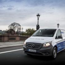 Фотография экоавто Mercedes-Benz eVito - фото 22