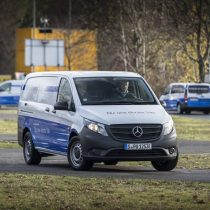 Фотография экоавто Mercedes-Benz eVito - фото 6