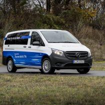 Фотография экоавто Mercedes-Benz eVito - фото 3