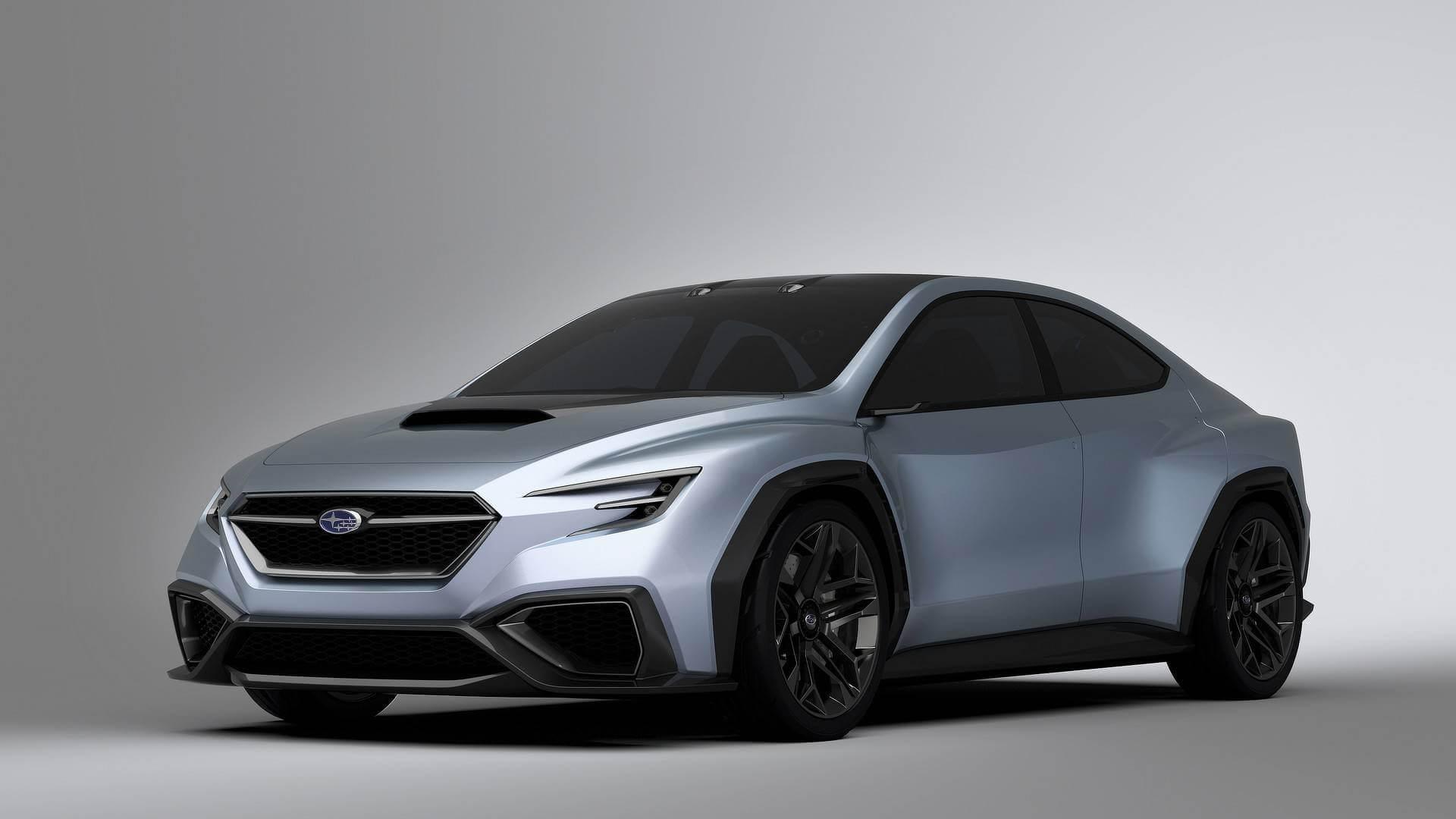 Subaru в 2018 году выведет на рынок США новый плагин-гибридный автомобиль