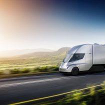 Фотография экоавто Tesla Semi - фото 3