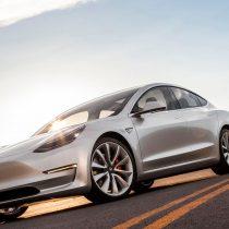 Фотография экоавто Tesla Model 3 Long Range - фото 12