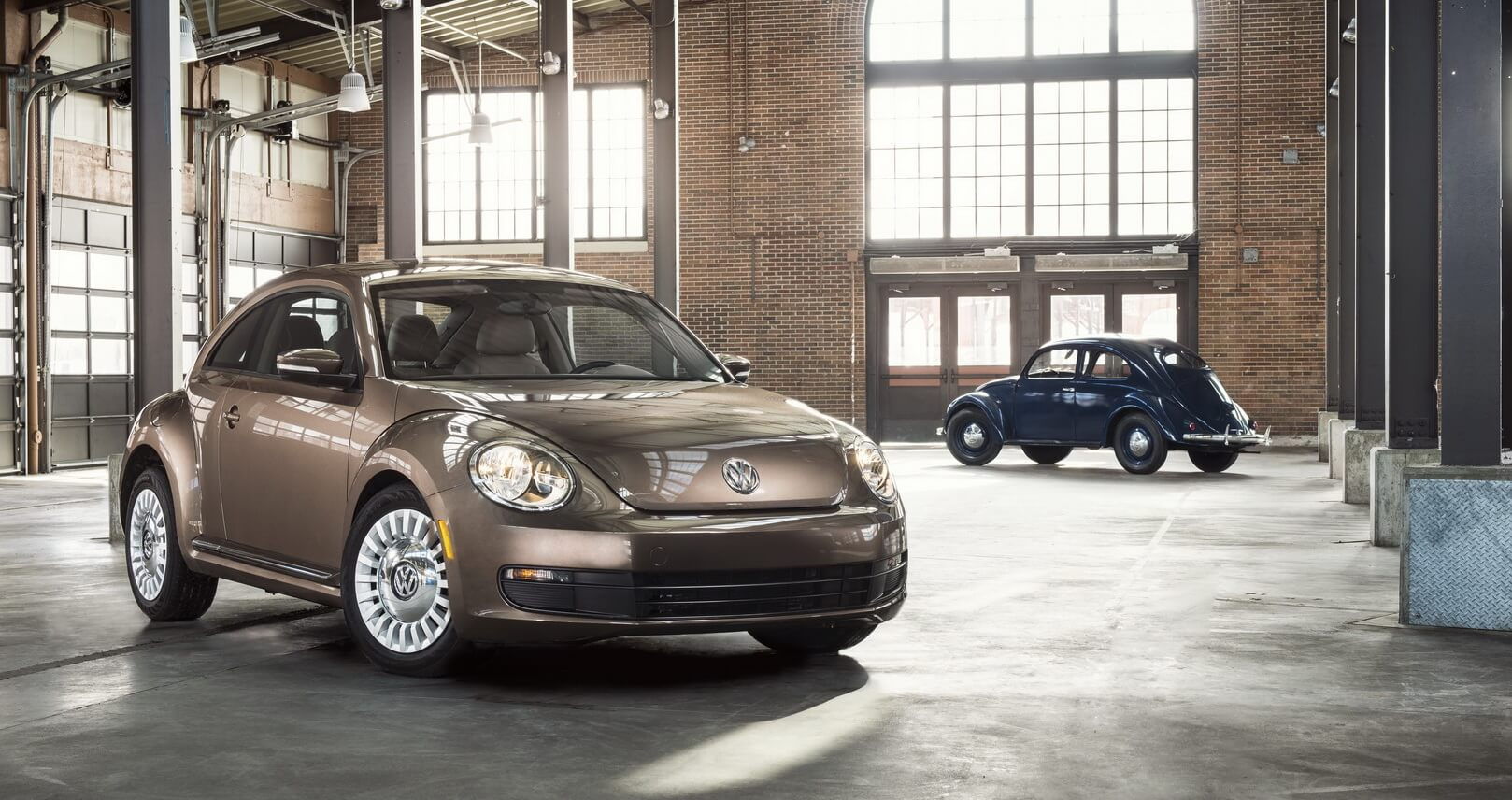 Поколения бензиновых Volkswagen Beetle