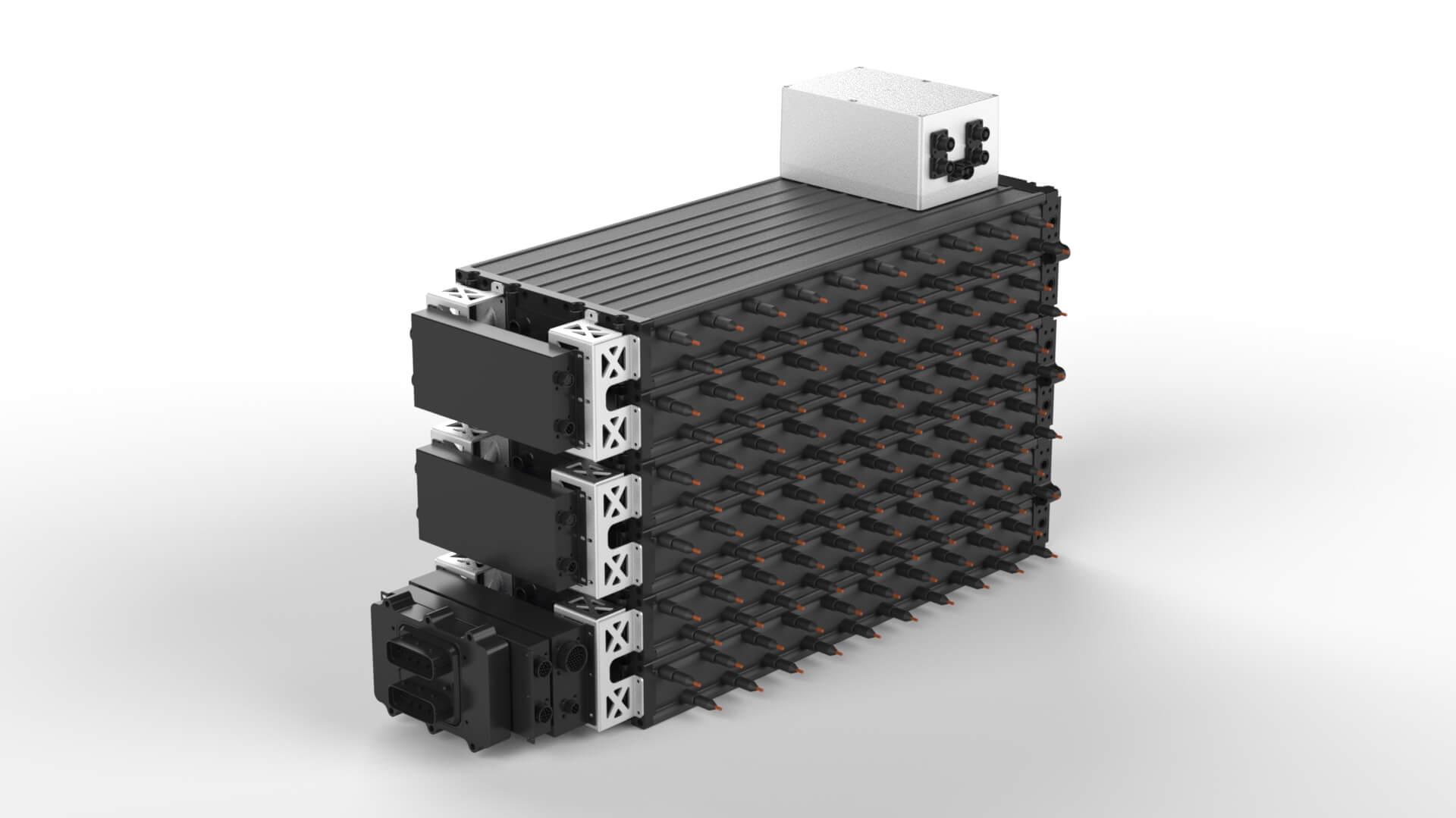 Модульную система батарей «XING Battery System»