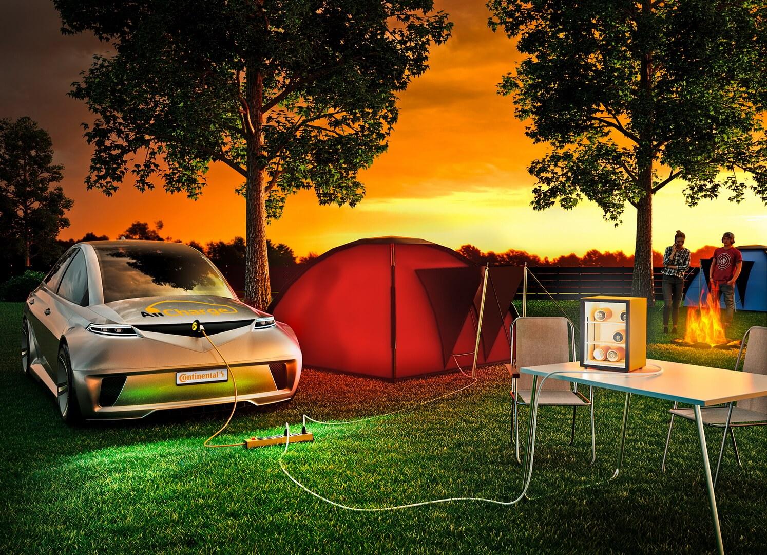 Передача энергии отаккумулятора электрических видов транспорта кдругим устройствам