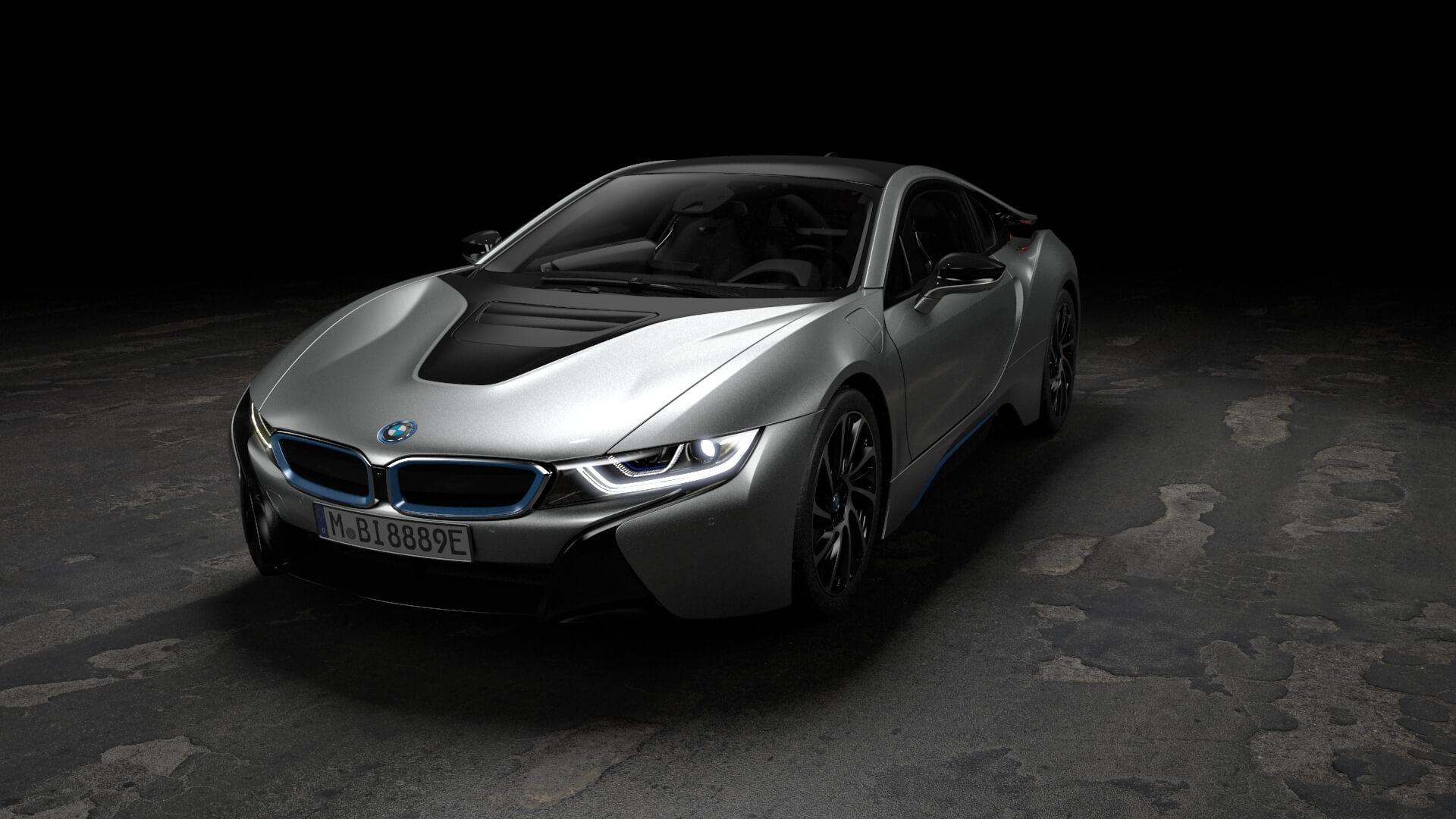 Фотография экоавто BMW i8 Купе 2018 - фото 2