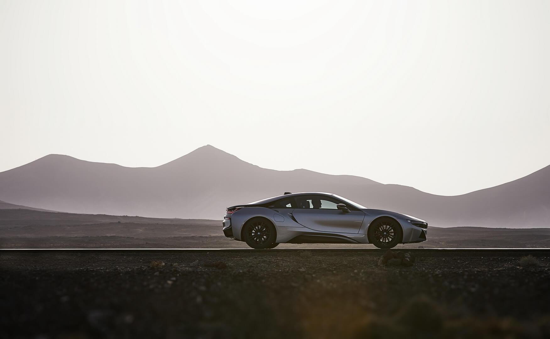 Фотография экоавто BMW i8 Купе 2018 - фото 5