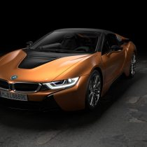 Фотография экоавто BMW i8 Родстер 2018 - фото 13
