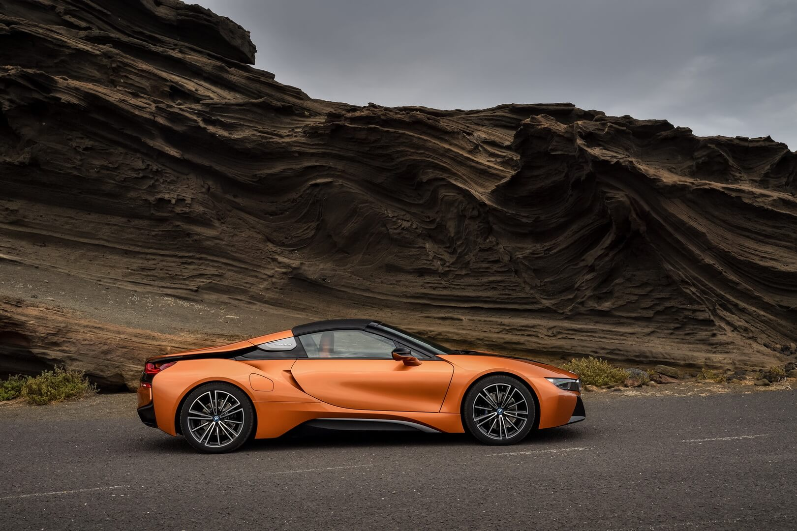 Фотография экоавто BMW i8 Родстер 2018 - фото 6