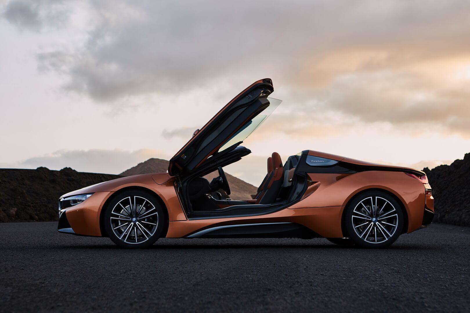 BMW i8Roadster 2018