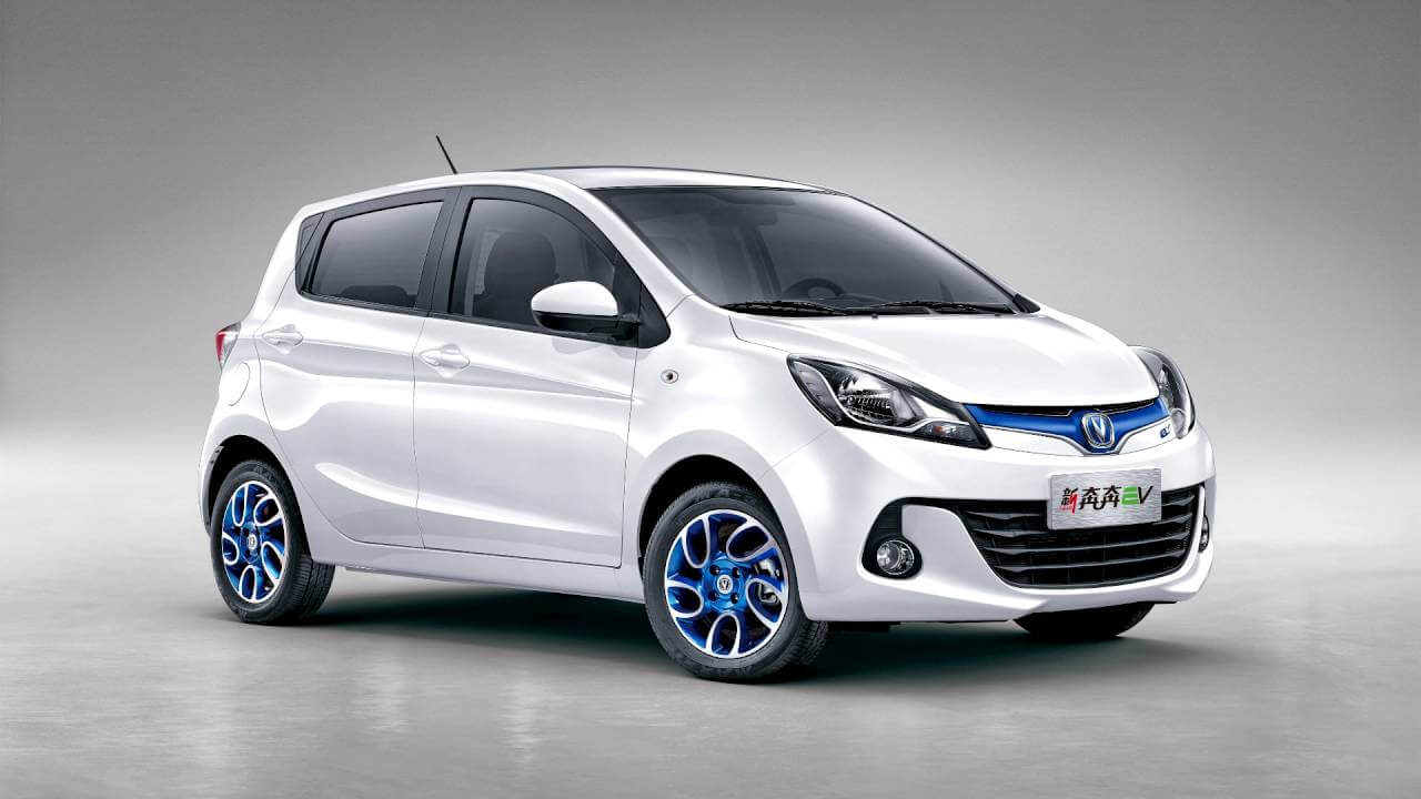 Электромобиль Changan Benni EV