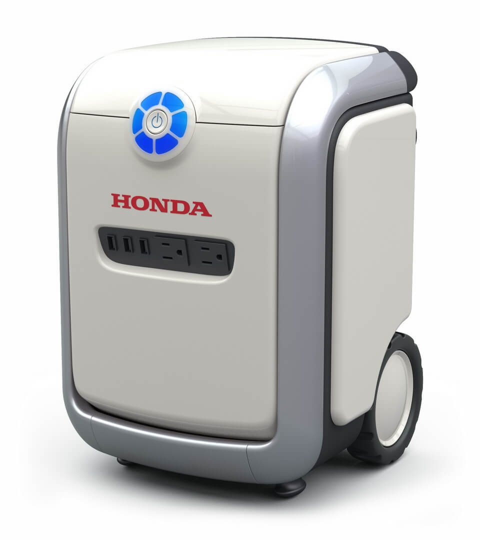 Honda Mobile Power Pack Charge & Supply