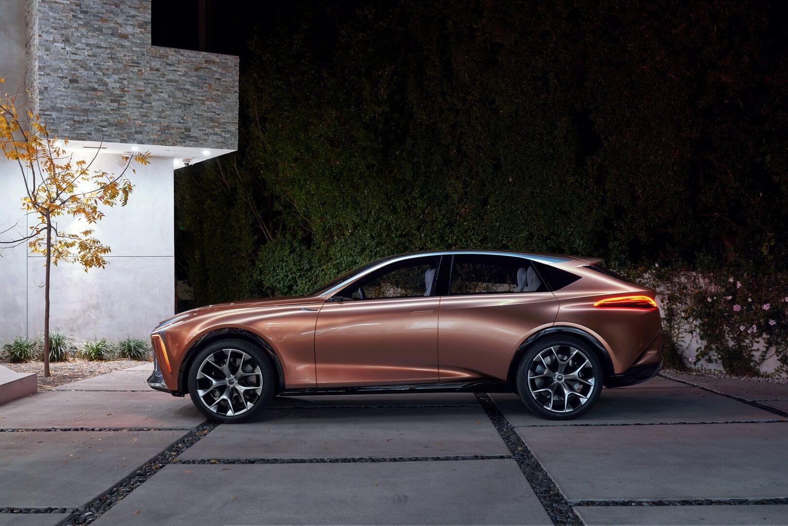 Премиальный концепт-кар Lexus LF-1Limitless