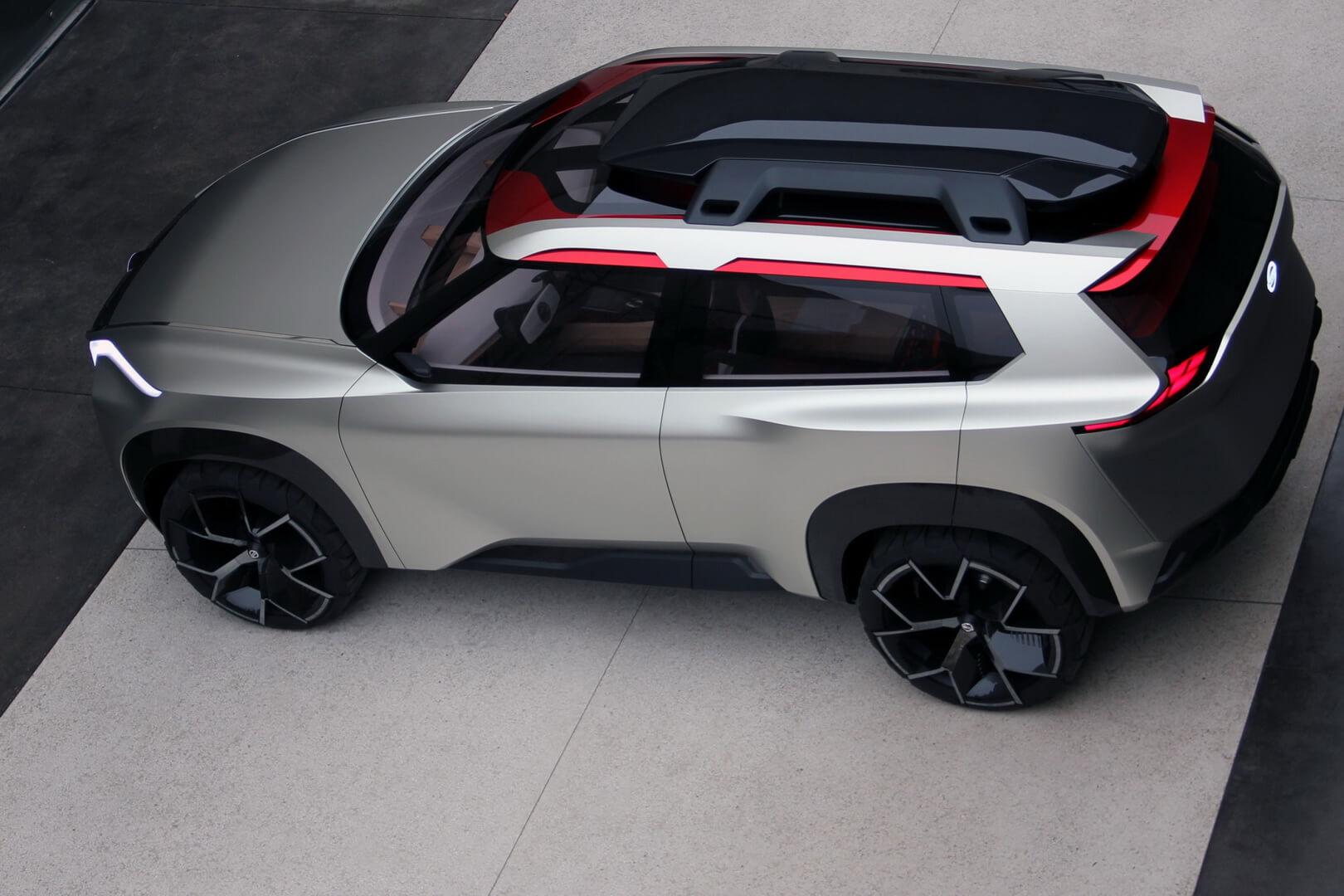Концепт Nissan Xmotion