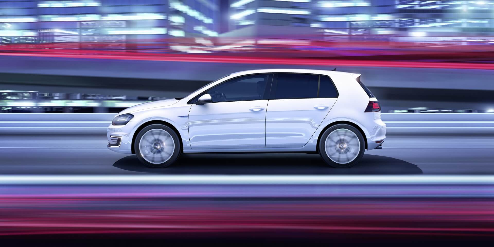 Фотография экоавто Volkswagen Golf GTE
