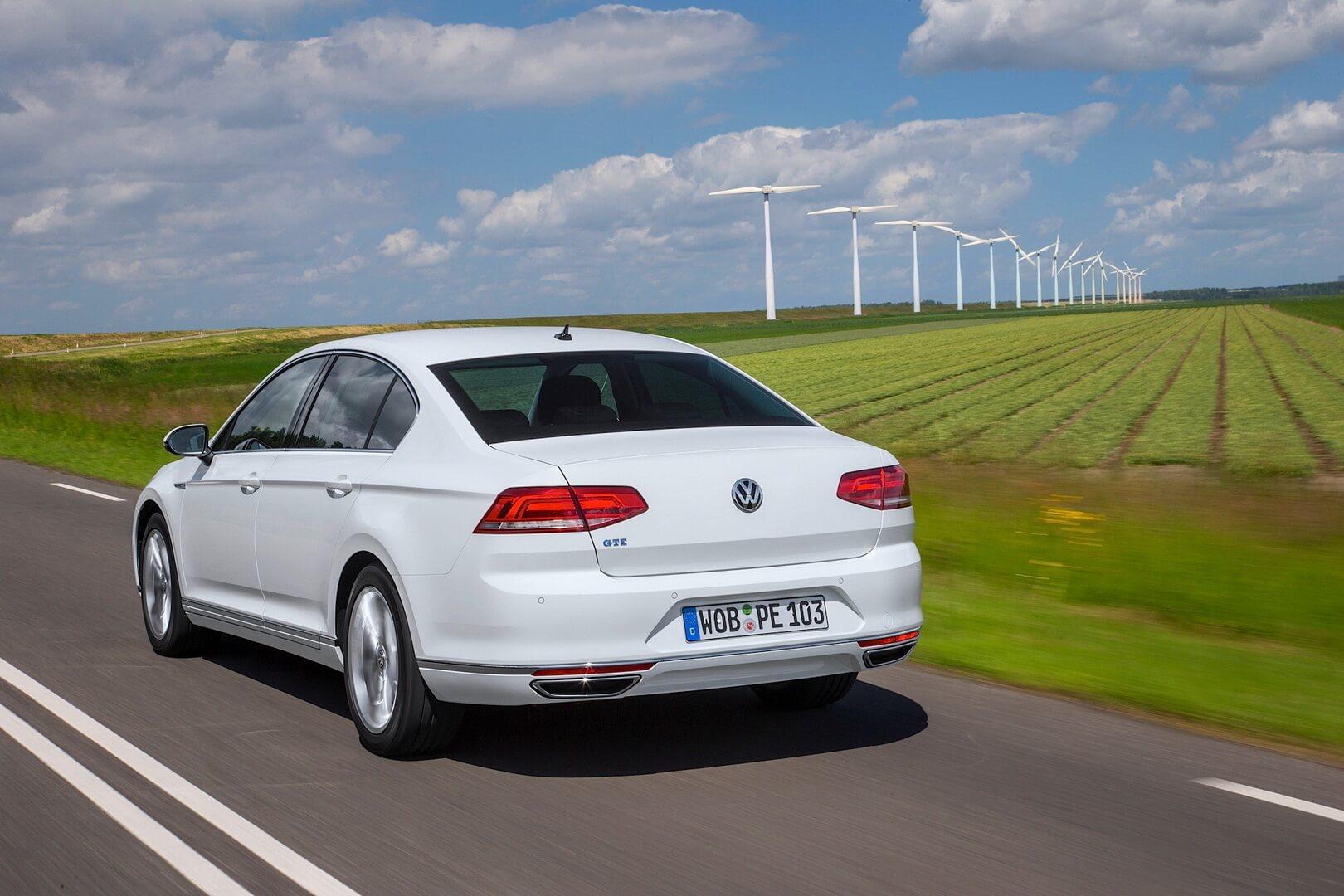 Фотография экоавто Volkswagen Passat GTE - фото 11