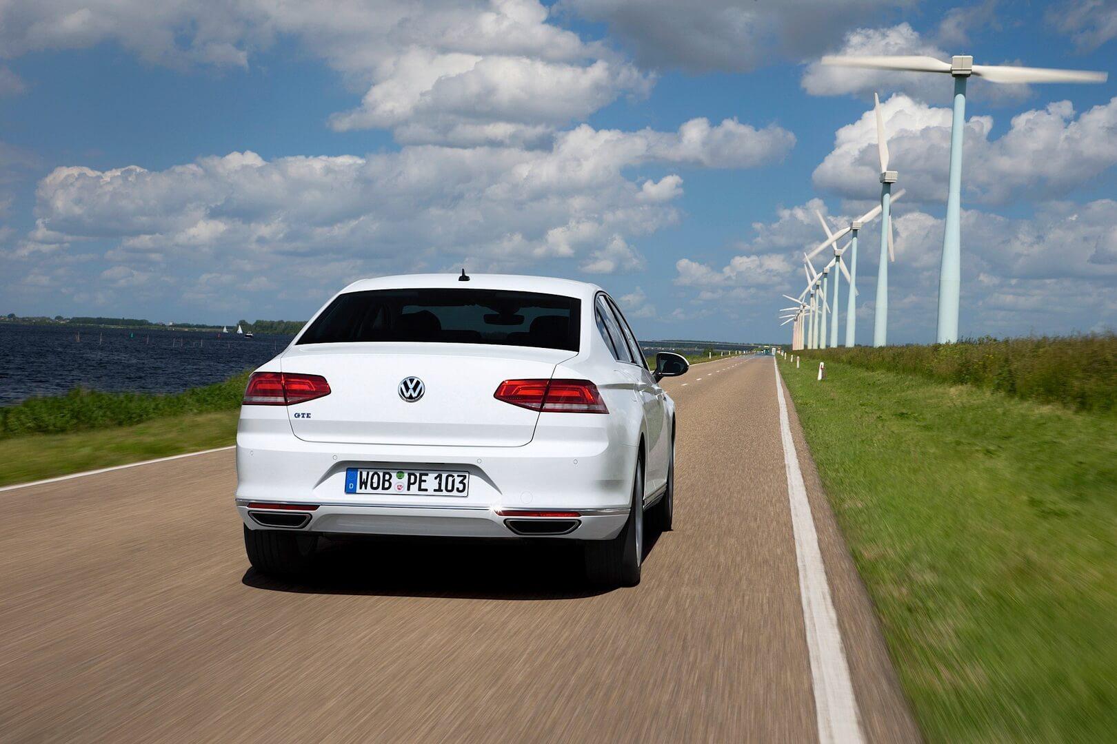 Фотография экоавто Volkswagen Passat GTE - фото 8