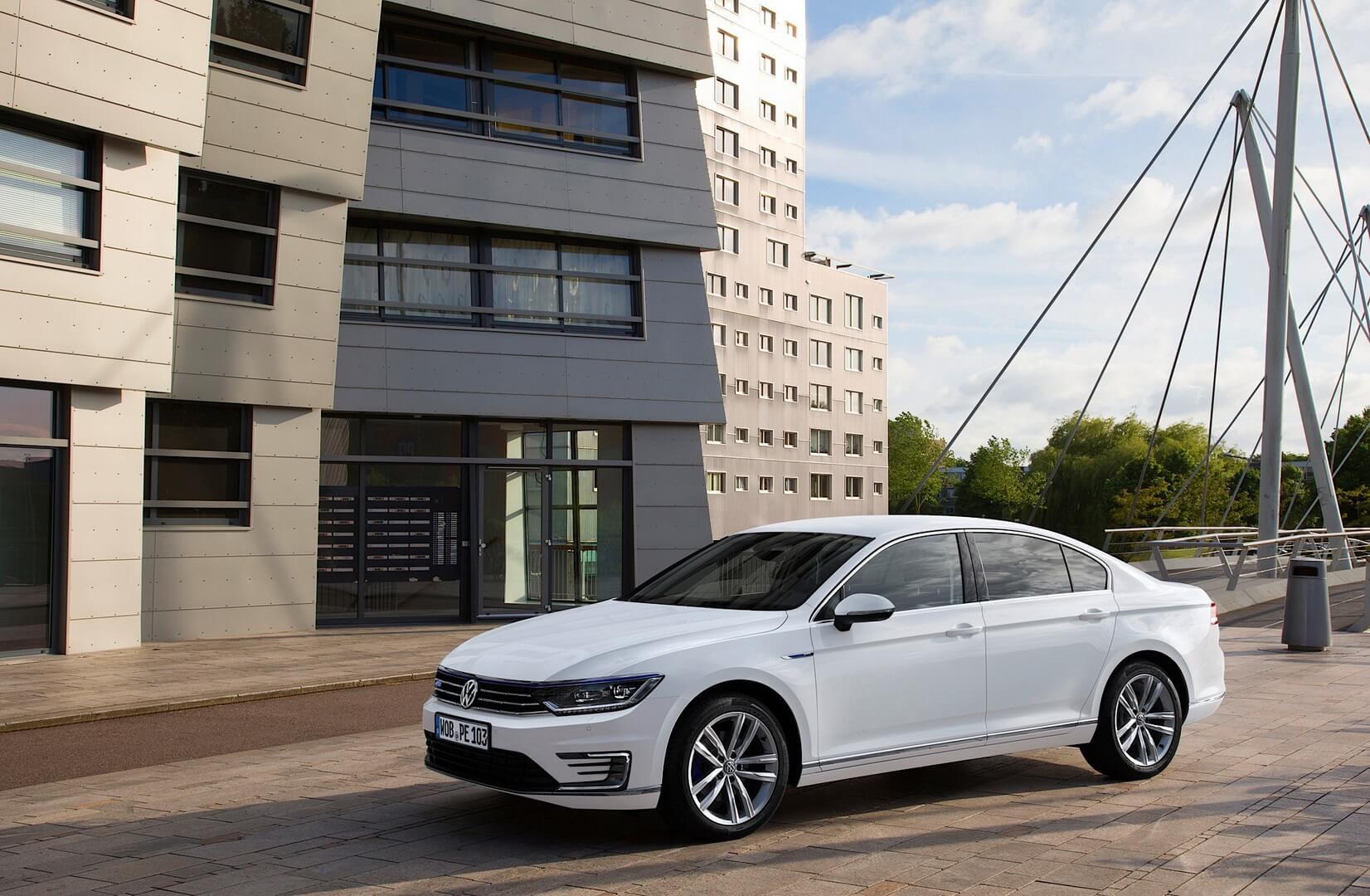 Фотография экоавто Volkswagen Passat GTE - фото 6