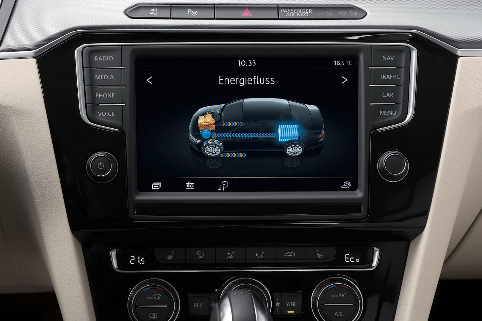 Фотография экоавто Volkswagen Passat GTE - фото 15