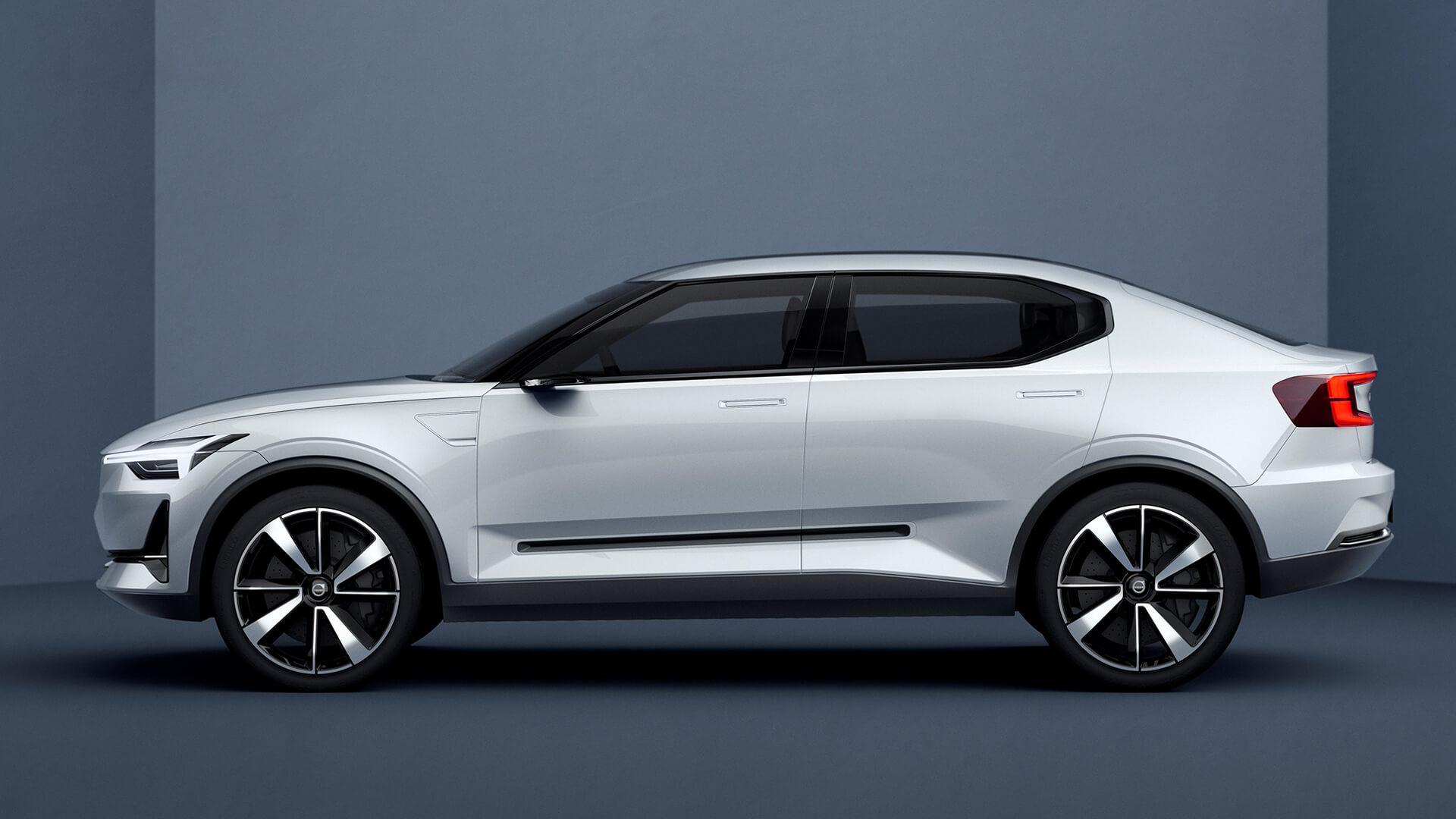 Концепт Volvo 40.2