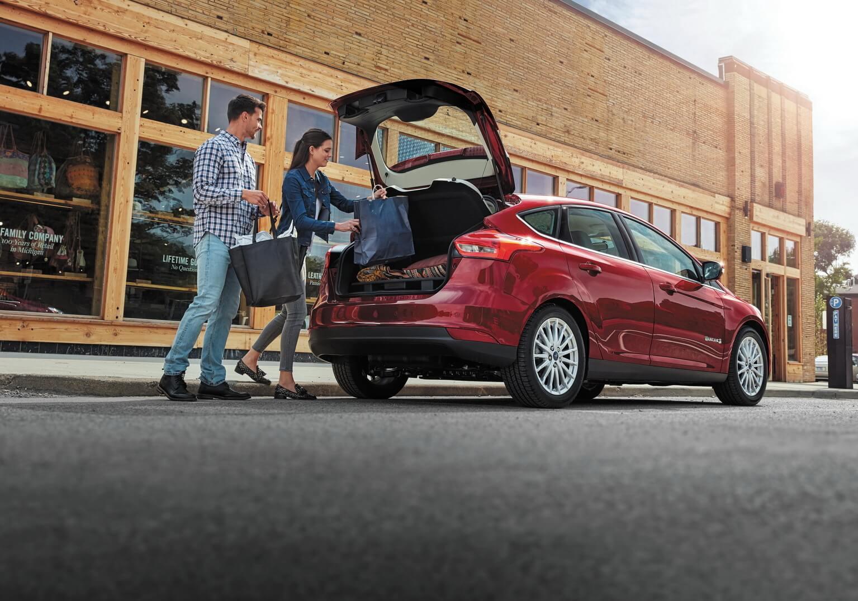 Фотография экоавто Ford Focus Electric 2017 - фото 3