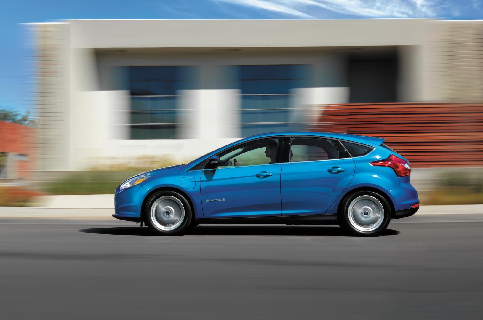 Фотография экоавто Ford Focus Electric 2017 - фото 5