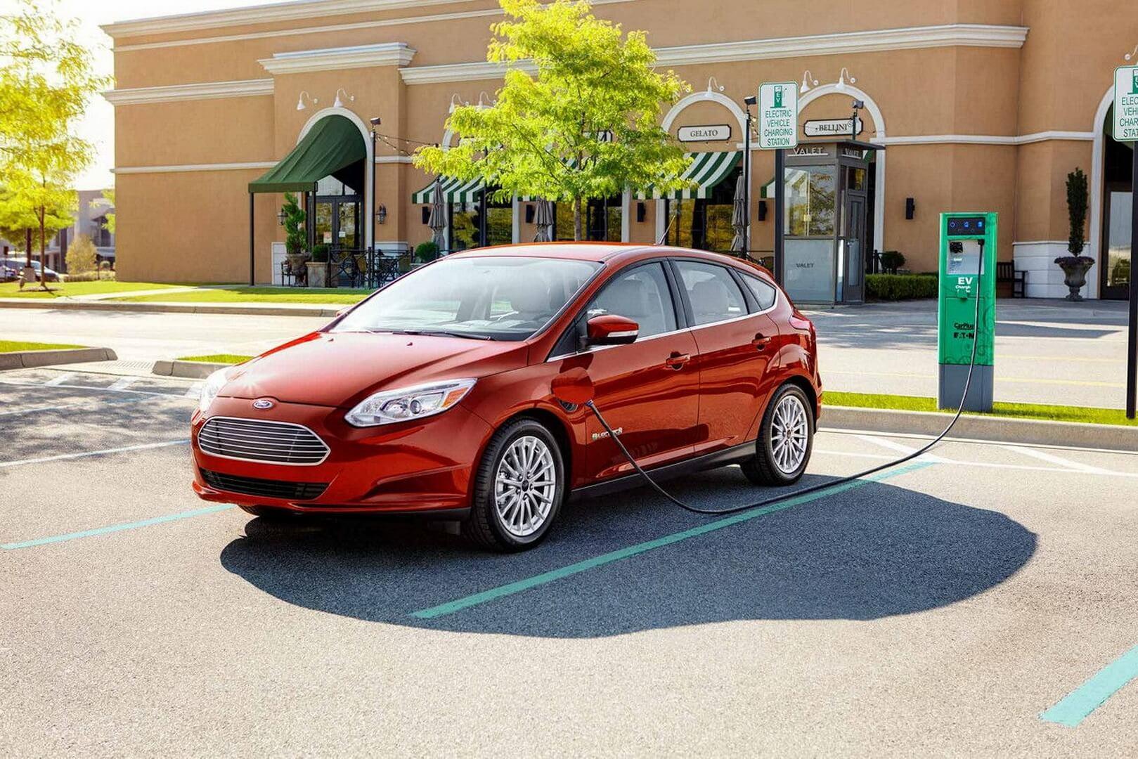 Фотография экоавто Ford Focus Electric 2017 - фото 11