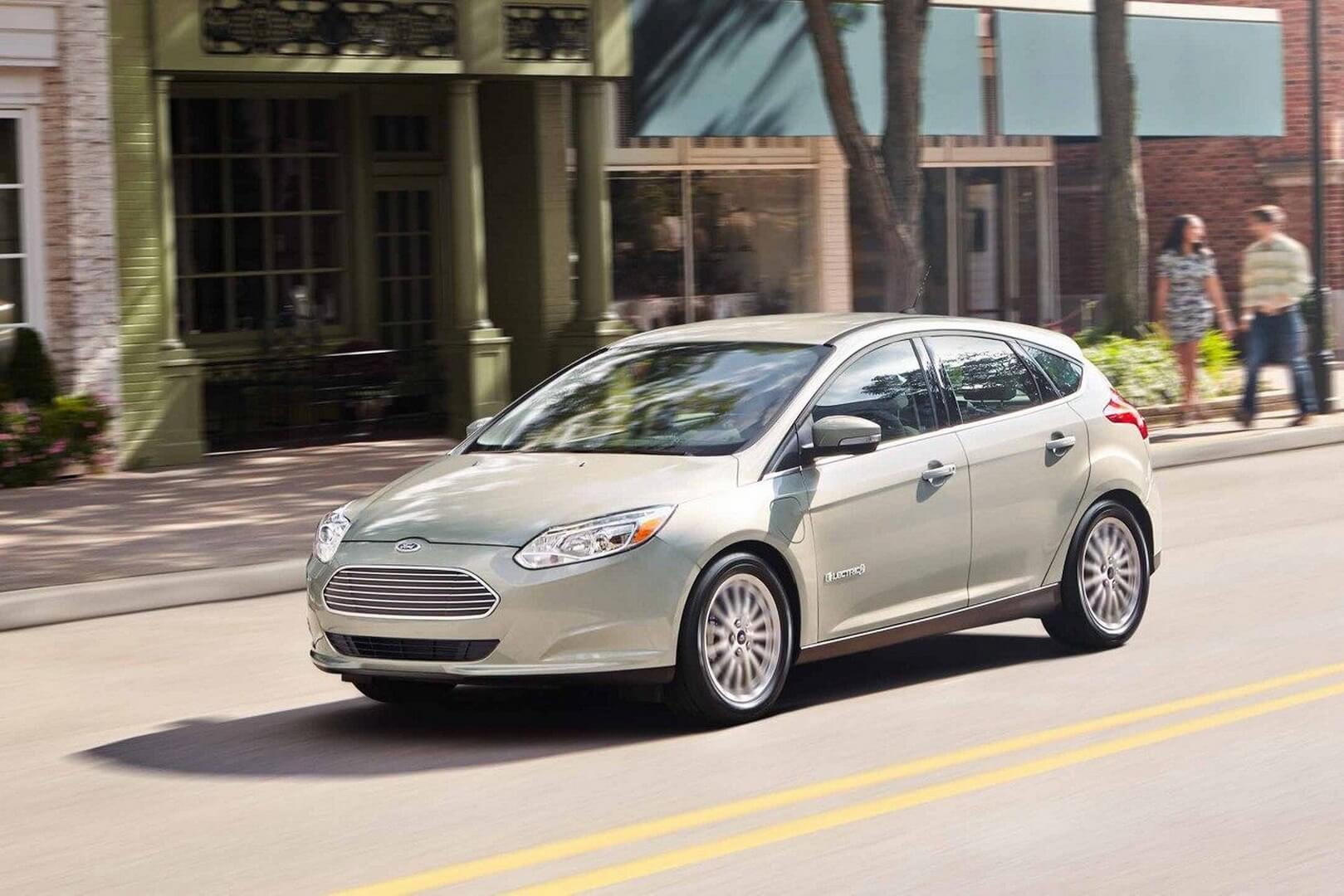 Фотография экоавто Ford Focus Electric 2017 - фото 12