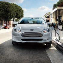 Фотография экоавто Ford Focus Electric 2017
