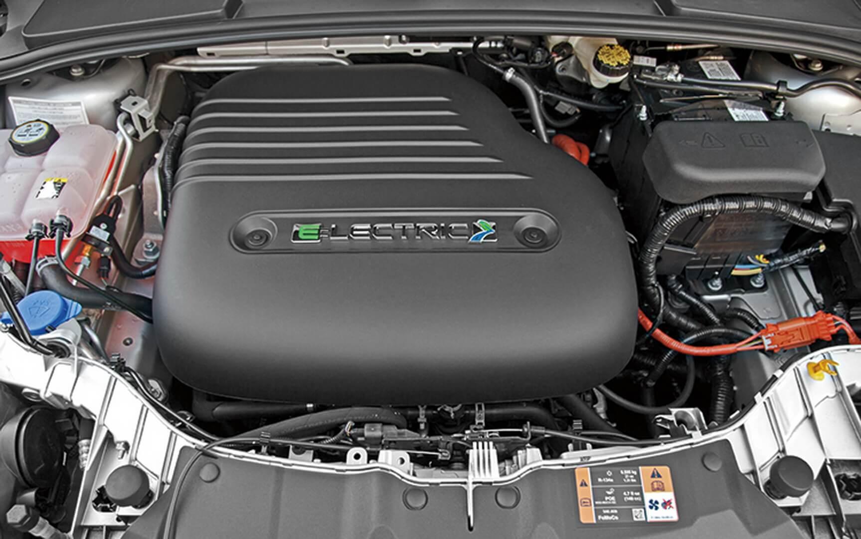 Силовой агрегат Ford Focus Electric