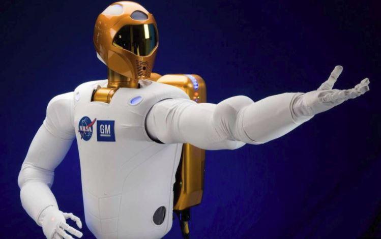Роботизированный астронавт GMRobonaut 2