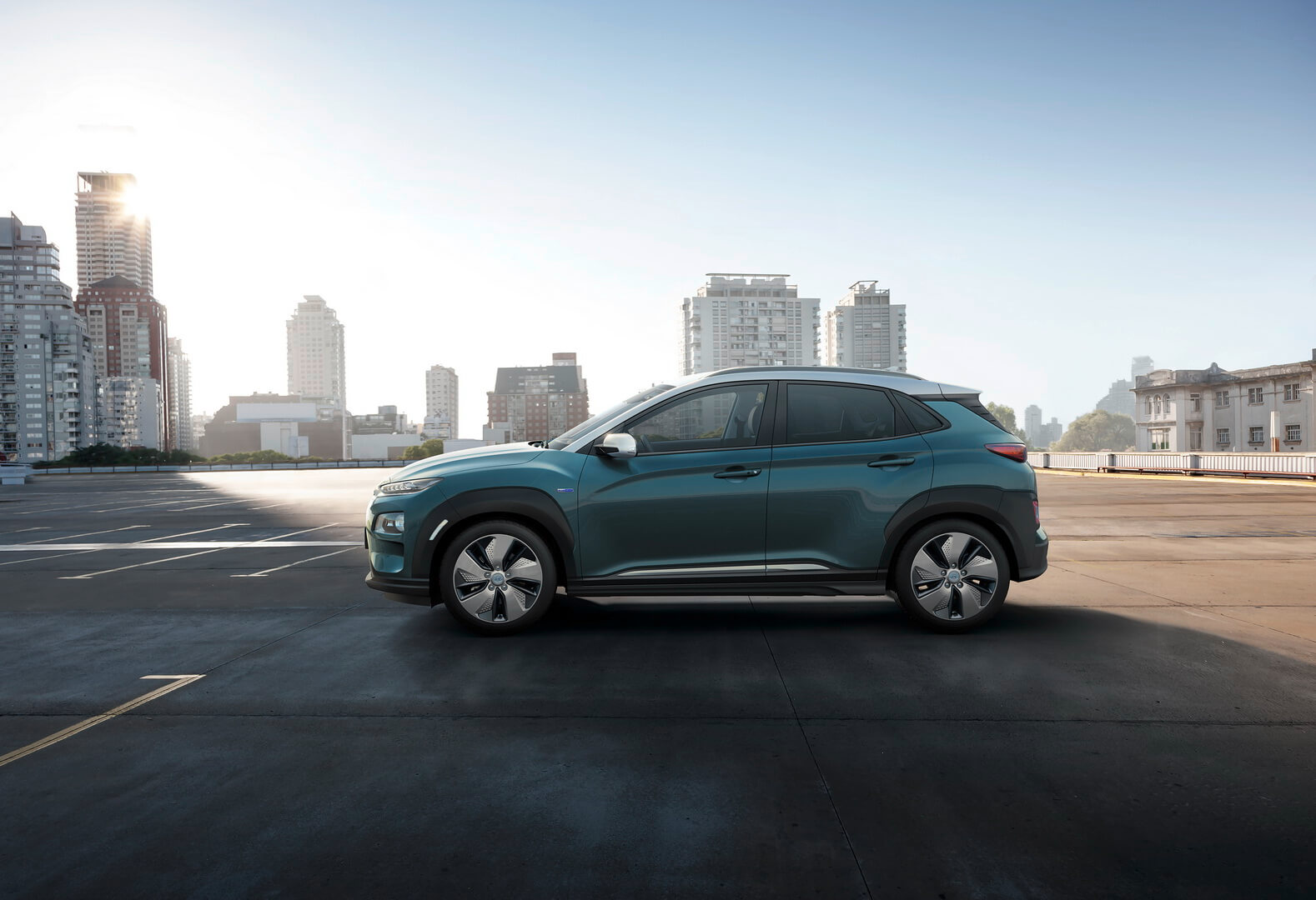 Фотография экоавто Hyundai Kona Electric «Short-range» - фото 6