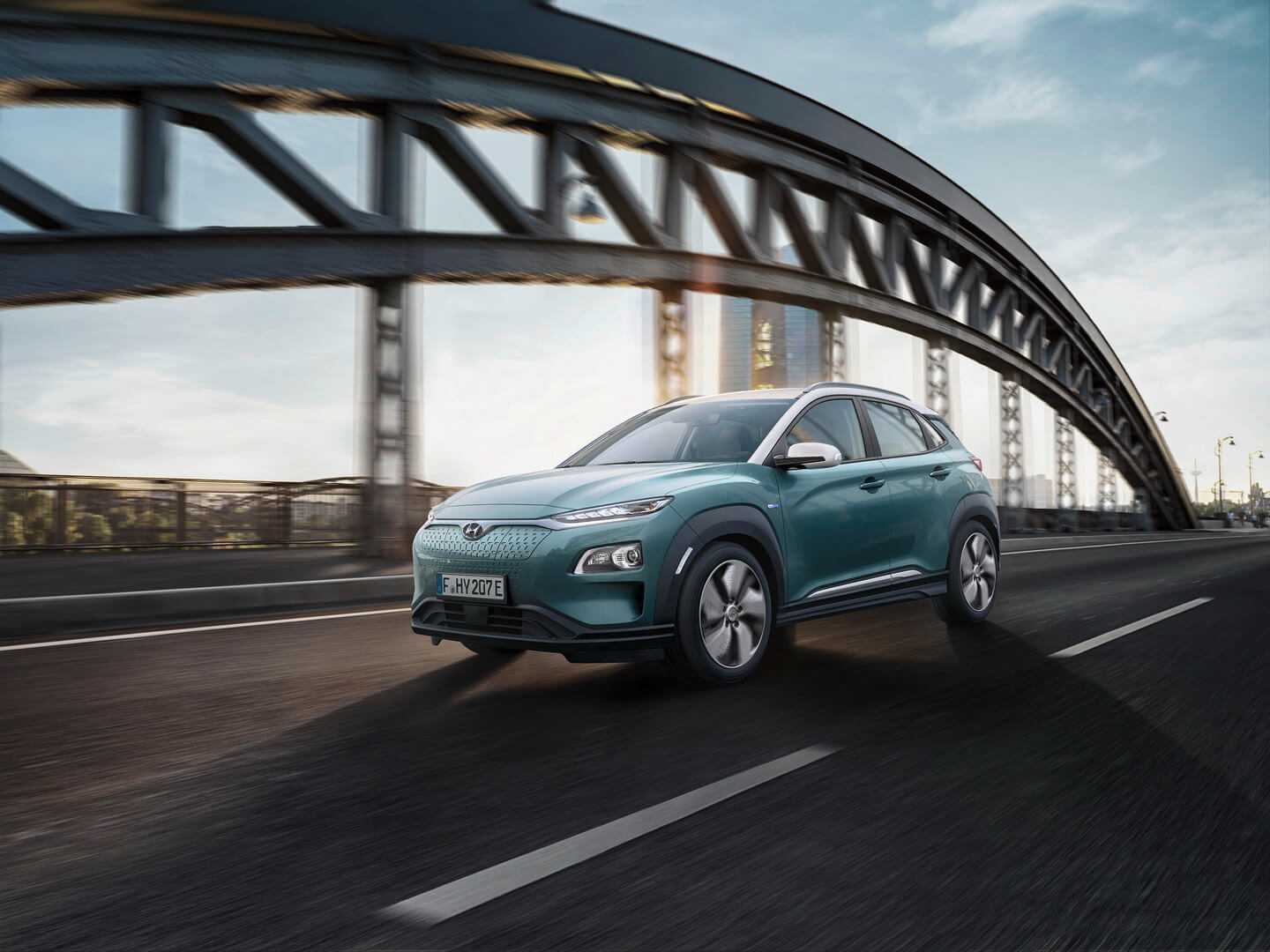 Фотография экоавто Hyundai Kona Electric «Short-range» - фото 5