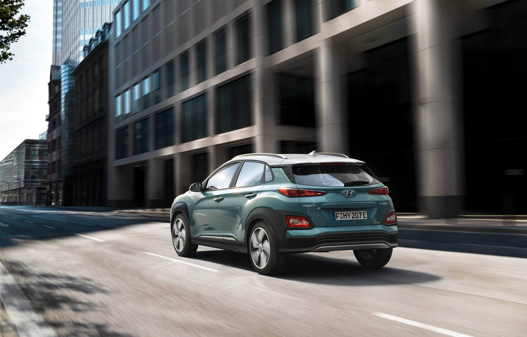 Фотография экоавто Hyundai Kona Electric «Short-range» - фото 4