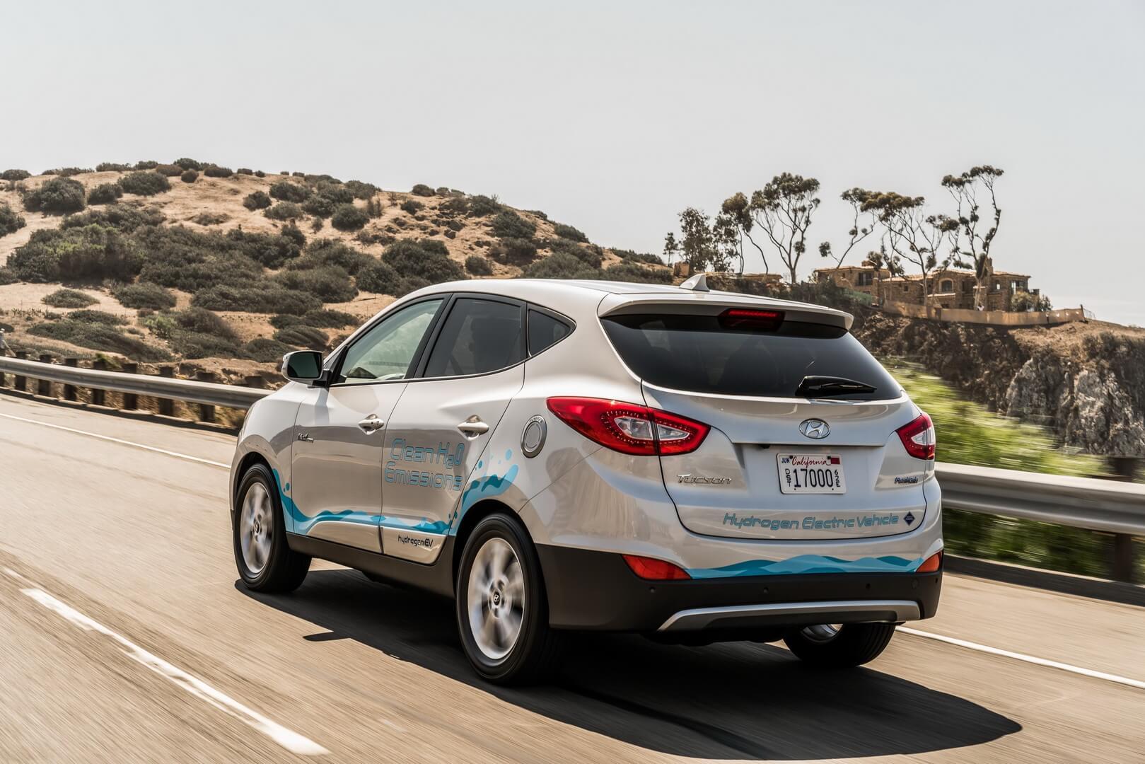 Фотография экоавто Hyundai Tucson/ix35 FCEV - фото 21