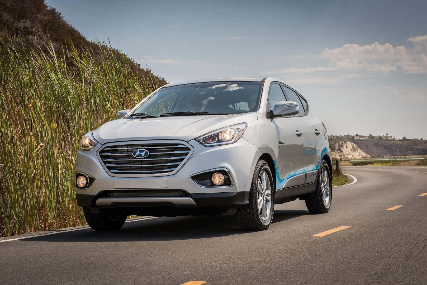 Фотография экоавто Hyundai Tucson/ix35 FCEV - фото 16
