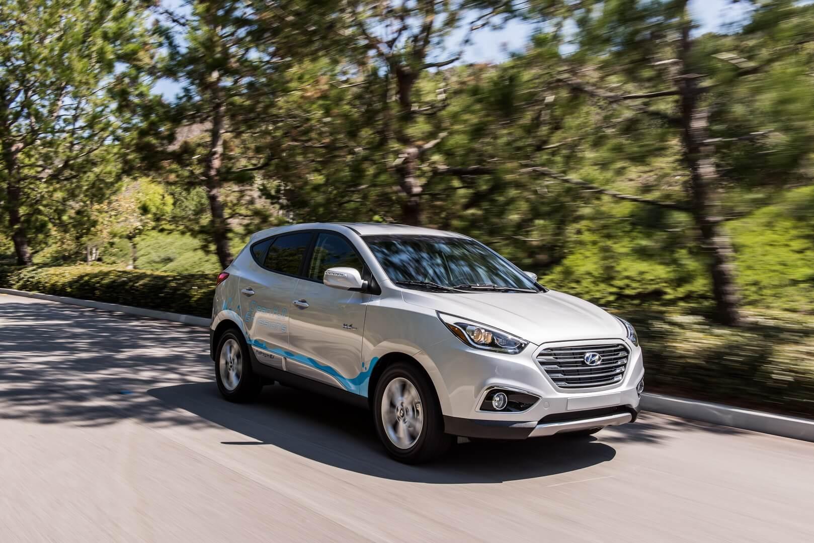 Фотография экоавто Hyundai Tucson/ix35 FCEV - фото 4