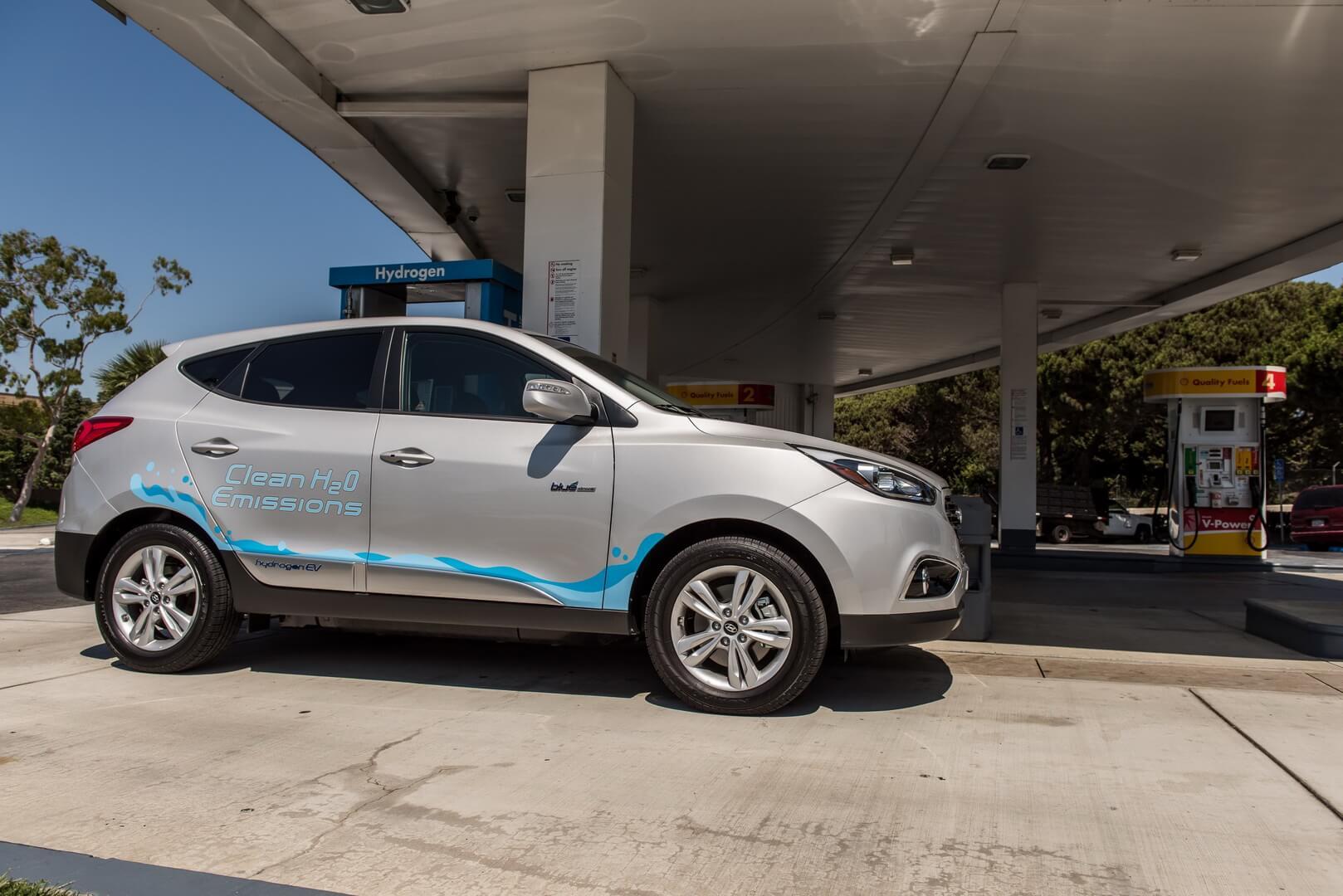Фотография экоавто Hyundai Tucson/ix35 FCEV - фото 3