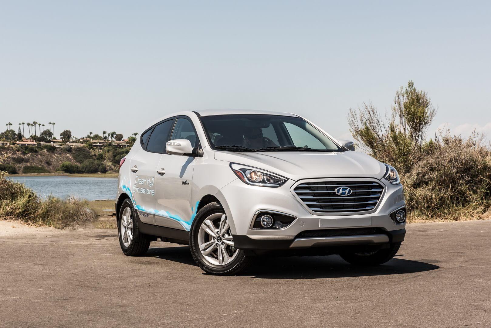 Фотография экоавто Hyundai Tucson/ix35 FCEV - фото 2